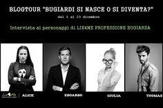 "The Secret Door: Lie4Me. Professione bugiarda - Blog tour ""Bugiardi..."