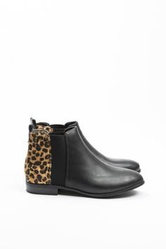 Leopard Boot | Lily