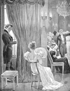 "R Caton Woodville New Year's Bells ""The Illustrated london news"" 1894 dec. Victorian Illustration, India, Paintings, London, News, Winter, Inspiration, Art, Winter Time"