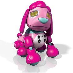 Zoomer Zuppies Interactive Puppy, Zuppy Love, Glam, Multicolor