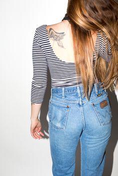 WRANGLER jeans // 80s VINTAGE