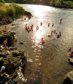TAUPO: Spa Park - Huka Falls Walkway Inspirational Posters, Free Things To Do, Walkway, Joyful, New Zealand, Destinations, Spa, Fall, Places