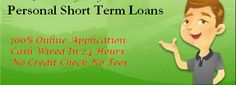 If you need cash for your short term financial problems then you can apply with us without any hassle and get cash in to your bank account after approval.