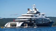 """Can you say """"big yacht""""?"""