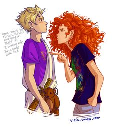 It would be cool if Octavian liked Rachel but she hated him. I still think they're gonna try and kill each other though.
