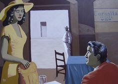 De otros mundos: Pablo Gallo / El pintor siempre llama dos veces triunfo-arciniegas.blogspot.com1600 × 1139Buscar por imagen Escena fronteriza  PINTORA Blanca Gutierrez - Buscar con Google