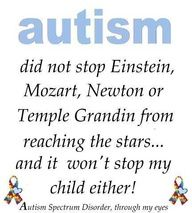 autism quotes | Email This BlogThis! Share to Twitter Share to Facebook Share to ...