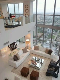 Awesome Image of Luxury Loft Apartment Modern . Luxury Loft Apartment Modern Pin Samantha Perez On Love House Designs Dream In 2018 Luxury Apartments, Luxury Homes, Loft Apartments, Penthouse Apartment, Apartment Living, Modern Loft Apartment, Penthouse Suite, Luxury Penthouse, Apartment Goals