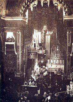 Aclamação da princesa Isabel, em 1887.- Império do Brasil