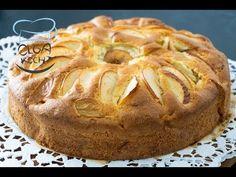Make juicy apple pie yourself Apple Pie Recipes, Cake Recipes, Cake Hacks, Snowball Cookies, Springform Pan, Apple Cake, Cookie Desserts, Flan, Nutella