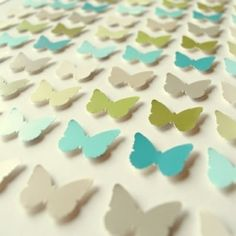 80+ arts & crafts projects made from humble paint chip cards.