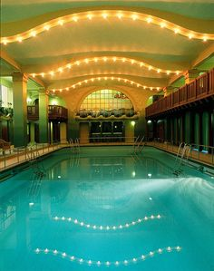 Centralbadet spa in Stockholm, Sweden