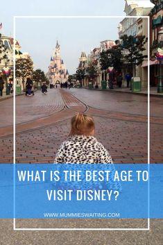 What is the best age to visit Disney? Disney Resorts, Disney Cruise, Disney Vacations, Disney Parks, Walt Disney World, Disney World Tips And Tricks, Disney Tips, Trips To Disneyland Paris, Flying With Kids