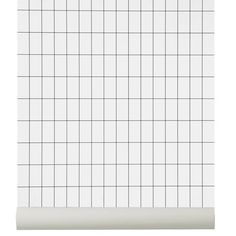 Ferm Living's Grid wallpaper features a graphic design that will look great especially in the study or office. The pattern has been printed on WallSmart wallpaper that is easier and faster to hang, since the paste can be applied directly to the wall. Grid Wallpaper, Front Doors With Windows, Shopping Quotes, Nordic Home, Scandinavian Living, Shop Front Design, Vintage Typography, Home Decor Online, Store Displays