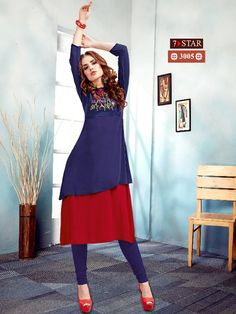 eaf563274068c Rani Trendz Branded Kurti and Dress wholesale Supplier delar in ...