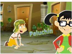Peluchín - La Chilindrina y el Chavo Animado