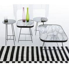 GEMMA Designer Collection of Tables - £299 & £449