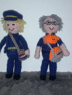 POSTMAN crochet