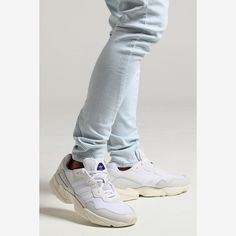 promo code 5d8f4 a1c62 Adidas Yung 96 White Off White