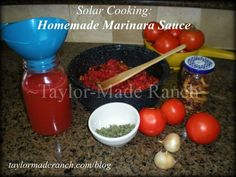 I love solar cooking, it keeps that cooking heat & humidity out of the…
