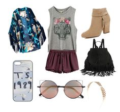 """""""Coachella Outfit"""" by iixmoonxii on Polyvore"""