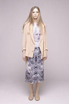 Anne Sofie Madsen ghost dress