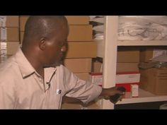 Doctor treating Ebola with HIV drug