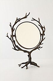 Who's the Fairest Mirror- $148 Comes with a hefty price tag for a mirror but very cute.