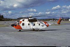 1489 United States Coast Guard Sikorsky HH-3F Pelican
