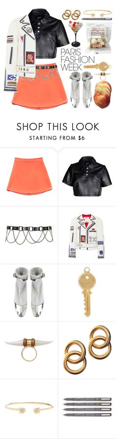 """""""Fruits"""" by lunevilleoswald ❤ liked on Polyvore featuring Forever 21, Hood by Air, Alix of Bohemia, Nicholas Kirkwood, Annina Vogel, Tory Burch, Laura Lombardi, Gucci, parisfashionweek and Packandgo"""