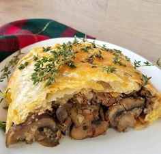 Apr 2020 - This Beef and Mushroom Wellington is a Family favorite and is pretty simple to make. It makes for the perfect addition to any holiday meal. Pastry Recipes, Meat Recipes, Dinner Recipes, Cooking Recipes, Ground Beef Wellington, Wellington Food, Meatloaf Wellington Recipe, Easy Beef Wellington, Carne Asada