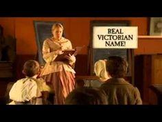 Horrible Histories - Victorian Names.