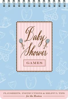 Baby Shower Games: Fun Party Games and Helpful