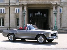 Mecedes Benz 280 SL Pagoda