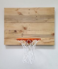 We need a hoop attached to the wall