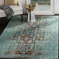 Found it at Wayfair.co.uk - Lia Teal Area Rug Braids, Home Decor, Area Rugs, Kitchen Dining, Nice Braids, Homemade Home Decor, Cornrows, Rugs, Kitchen Dining Living