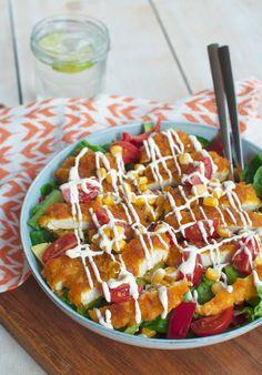 Easy Pasta Recipes, Good Healthy Recipes, Healthy Salads, Healthy Cooking, Easy Meals, Cooking Recipes, Vinaigrette, Diner Recipes, Happy Foods