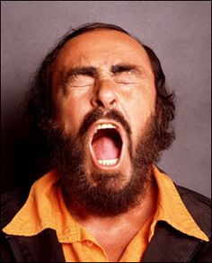 #Pavarotti- such a fan Me Too.