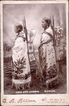 Kiowa mamas