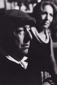 """Pablo Neruda and Matilde """"Will our life not be a tunnel between two vague clarities? Or will it not be a clarity between two dark triangles?"""" PABLO NERUDA, The Book of Questions Pablo Neruda, Cinema Tv, Book Writer, Writer Quotes, Writers And Poets, Picture Show, Famous People, Photos, Paulo Coelho"""
