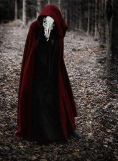 Nekro-Druid of the Crimson Cult.