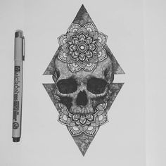 ⚜ Stippling artist ⚜ — Finished this little cloudy skull peice 💀☁. ⚜ Stippling artist ⚜ — Finished this little cloudy skull peice 💀☁. Dotwork Tattoo Mandala, Mandala Hand Tattoos, Mandala Tattoo Sleeve, Geometric Sleeve Tattoo, Skull Hand Tattoo, Mandala Tattoo Design, Tattoo Sleeve Designs, Skull Tattoos, Leg Tattoos
