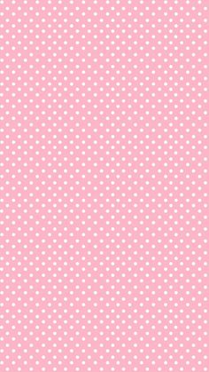 Image in 🎀🛍pink🌸👛 collection by Æ on We Heart It Pastel Wallpaper, Wallpaper Iphone Cute, Wallpaper Backgrounds, Wallpapers Rosa, Cute Wallpapers, Polka Dot Paper, Pink Polka Dots, Baby Scrapbook, Scrapbook Paper