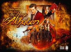 """""""The Rings of Akhaten"""" (Episode 7) Clara wants to see something awesome, so the Doctor whisks her off to the inhabited rings of the planet Akhaten, where the Festival of Offerings is in full swing. Clara meets the young Queen of Years as the pilgrims and natives ready for the ceremony. But something is stirring in the pyramid, and a sacrifice will be demanded. Written by Neil Cross (Mama, Luther), directed by Farren Blackburn (Luther, The Fades)"""