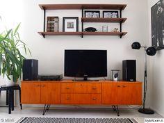olohuone,Tee itse - DIY,teak,senkki,60-luku