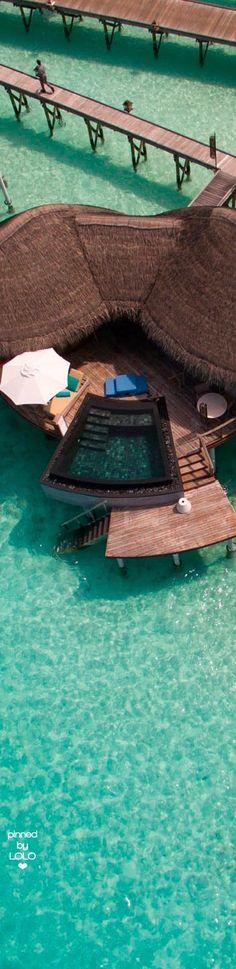 Constance Halaveli Maldives   LOLO❤︎
