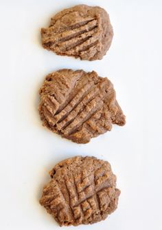 How to Have Your Cookies and Eat Them, Too: Teff Peanut Butter Cookies | Habitually Hungry