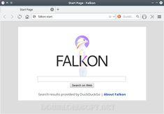 Falkon est un navigateur Web KDE qui utilise le moteur de rendu QtWebEngine / Falkon Browser Télécharger Gratuit pour Windows et Linux Windows 10, Linux, Software, Navigateur Internet, Desktop Environment, Navigateur Web, Desktop Icons, Rendering Engine, 32 Bit