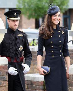 duke and duchess of cambridge in ireland | The Duke And Duchess Of Cambridge Attend The Irish Guards Medal Parade ...