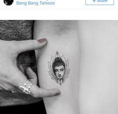 Buda Funky Tattoos, Mini Tattoos, Body Art Tattoos, Small Tattoos, Sleeve Tattoos, Tattoos For Guys, Cool Tattoos, Tatoos, Angel Tattoo Designs